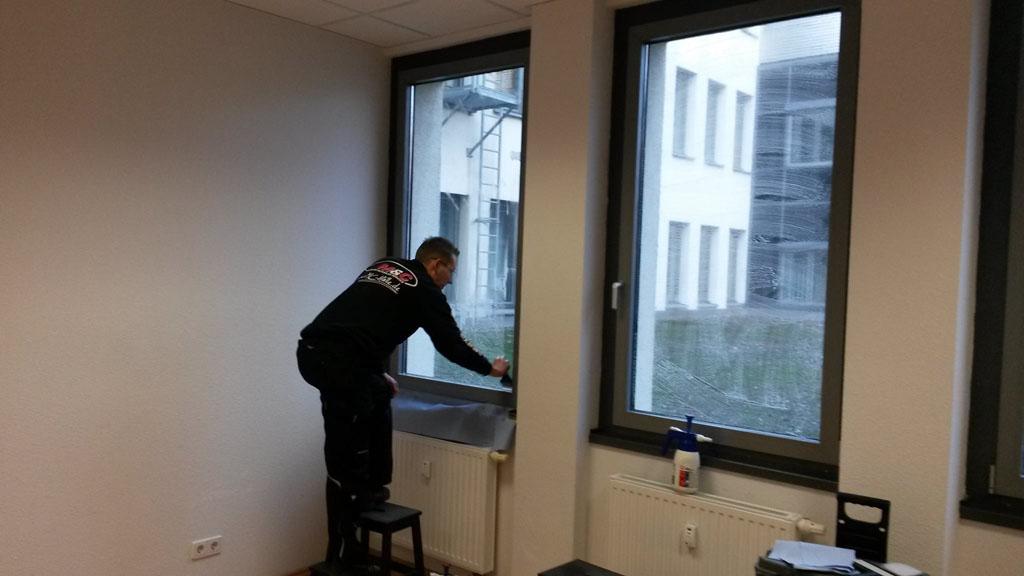 Sichtschutzfolie | Büro