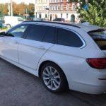 Folientönung am BMW 5er