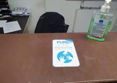 Pure Zone Gütesiegel