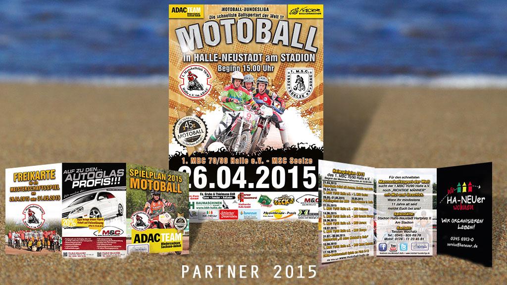 Motoballsaison 2015