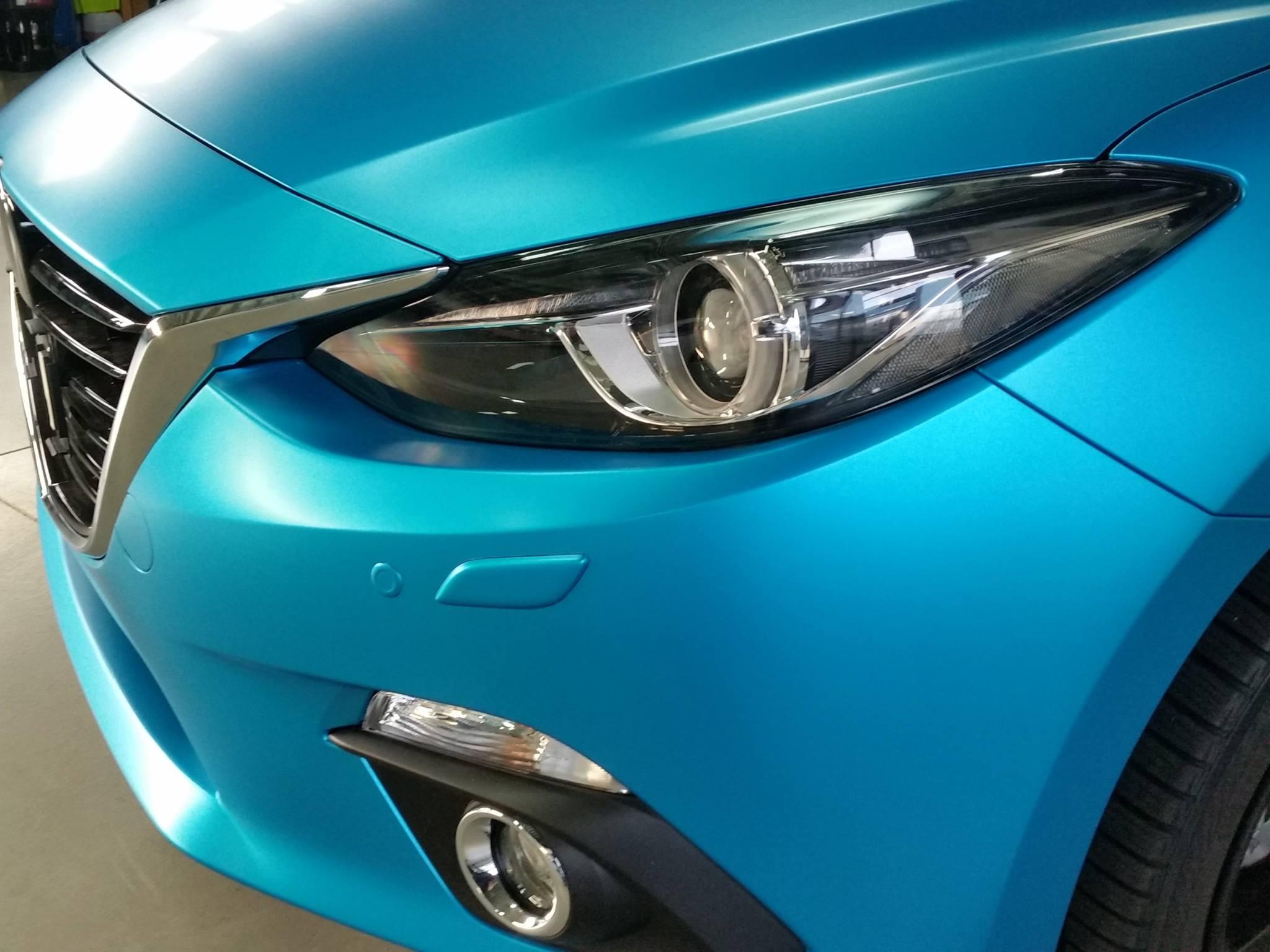 Mazda – Satin Ocean