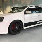 Folierung Golf GTI