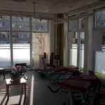 Sichtschutz beim Rehabilitations-, Präventions- und Gesundheitssportverein
